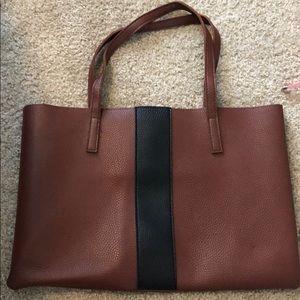 Leather Tote Purse